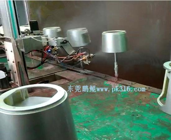 榨汁机自动喷涂设备1