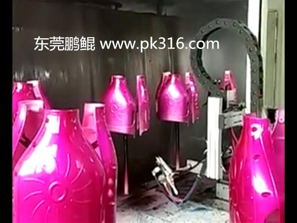 塑胶件喷漆加工