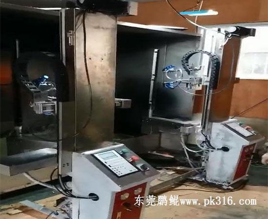 山东威海自动喷漆鱼钩设备