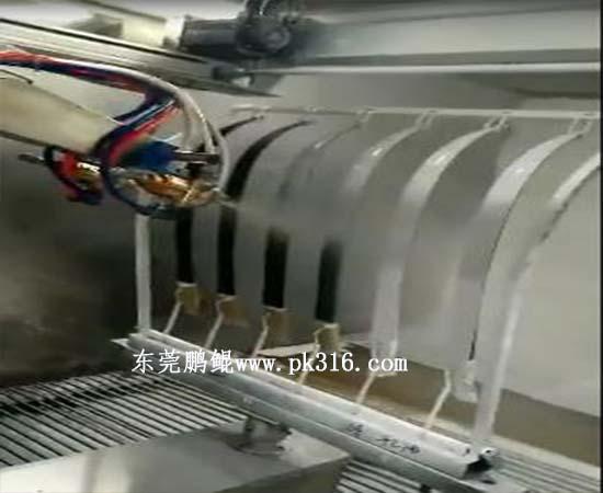 弓箭自动喷漆设备