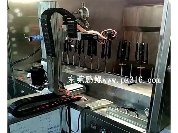 深圳塑胶自动喷漆烤漆线厂家专业设计及定制!