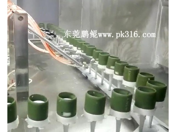 东莞硅胶喷涂往复机效率高漆膜均匀!