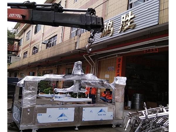 广东喷涂设备,当然首选交货快的鹏鲲设备厂
