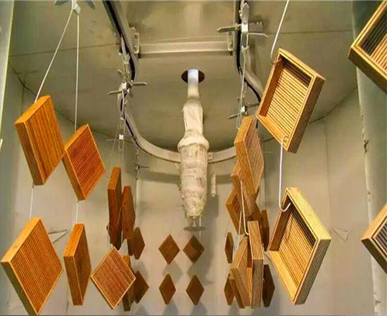 礼品盒自动喷油设备