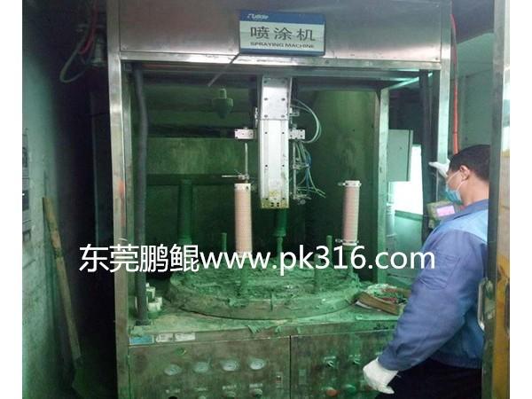 电阻片喷釉设备