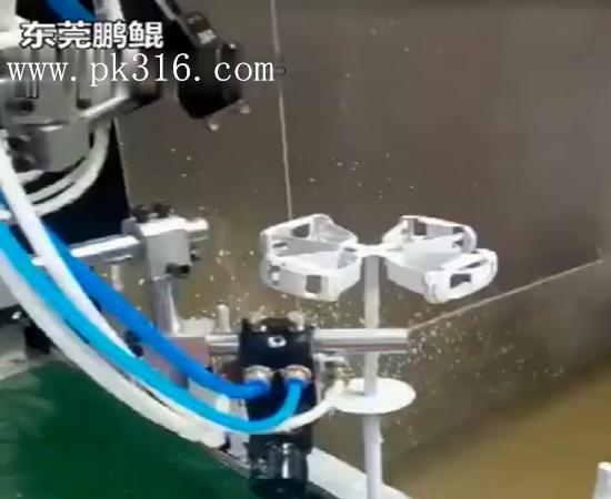 玩具自动化喷漆设备