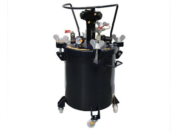 涂料压力桶有什么优点和缺点?