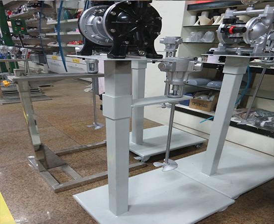 气动隔膜泵浦2