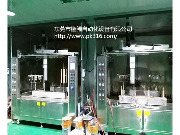 金属表面喷涂设备对产品喷涂性能的重要性