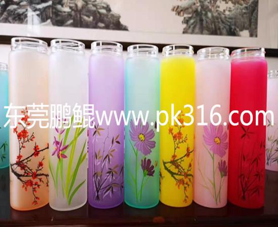 硅胶玻璃杯喷涂机2
