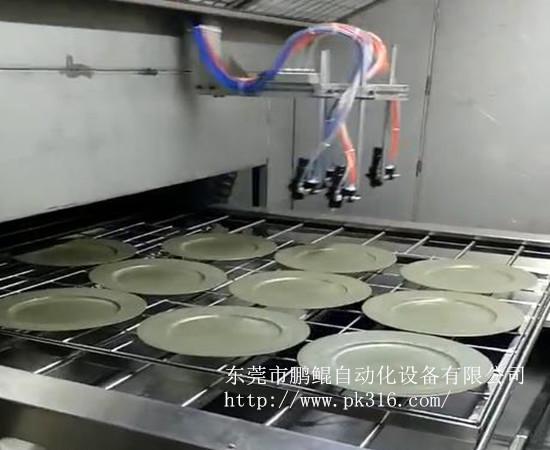 广州搪瓷自动喷涂设备生产线