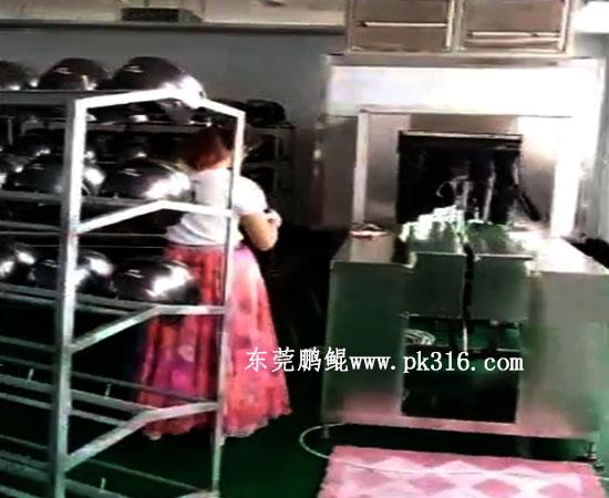 浙江头盔面罩喷烤一体机