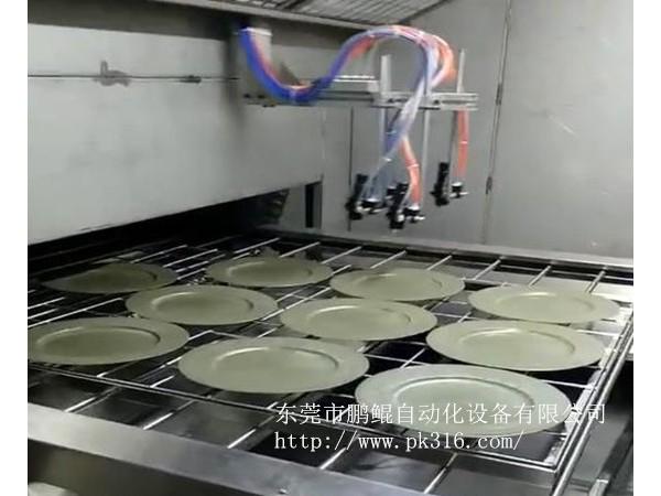 广州搪瓷自动喷涂设备生产线,操作简单