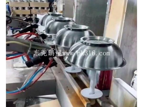 不锈钢盆自动喷油机