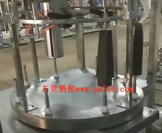 木柄自动喷漆机