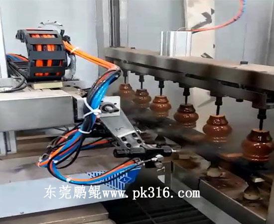 木器自动喷漆机