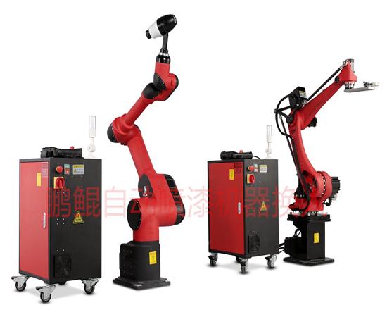 自动化智能化喷漆机