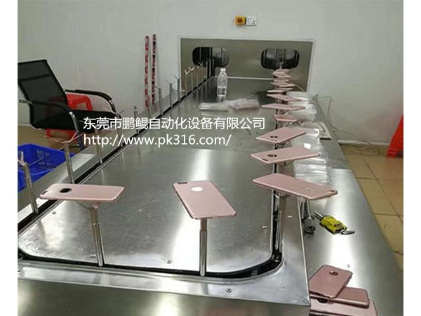 惠州全自动手机壳喷漆设备喷各种漆的不同参数!
