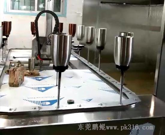 保温杯专用喷涂设备1