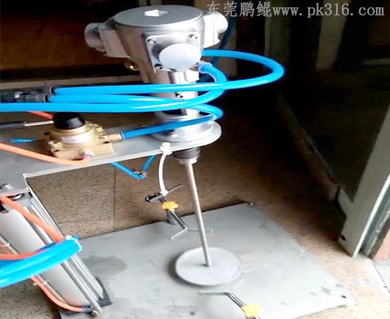 喷漆隔膜泵