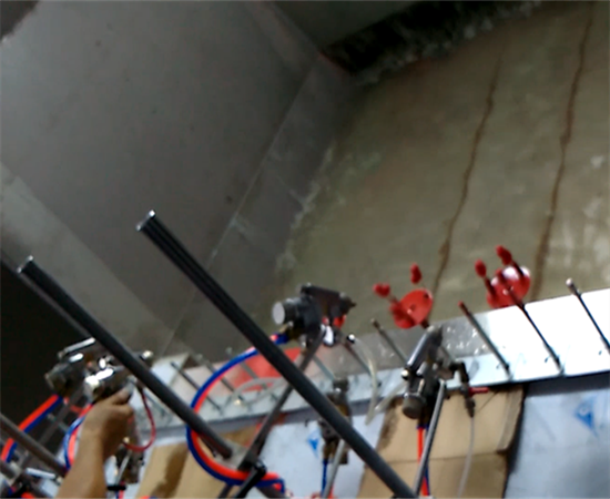 玩具自动喷油机 .