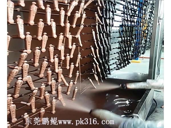 上海自动喷漆流水线,涂装产品说明!