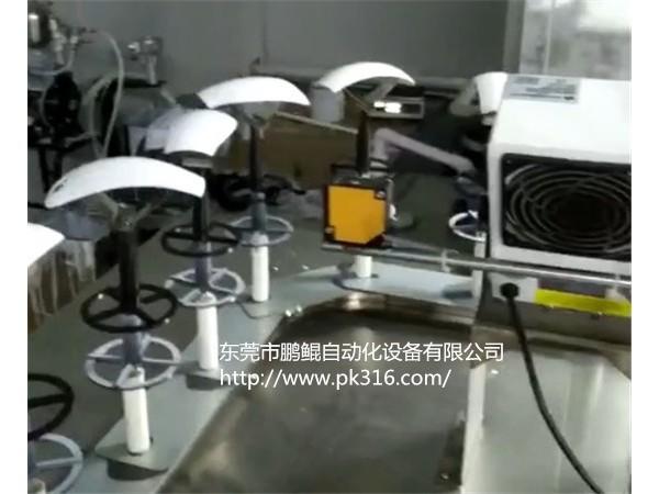 深圳鼠标外壳自动喷漆机产量高厚度均匀!