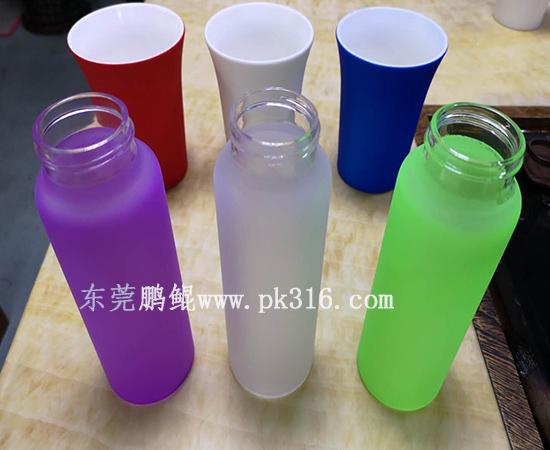 玻璃瓶UV自动喷涂线