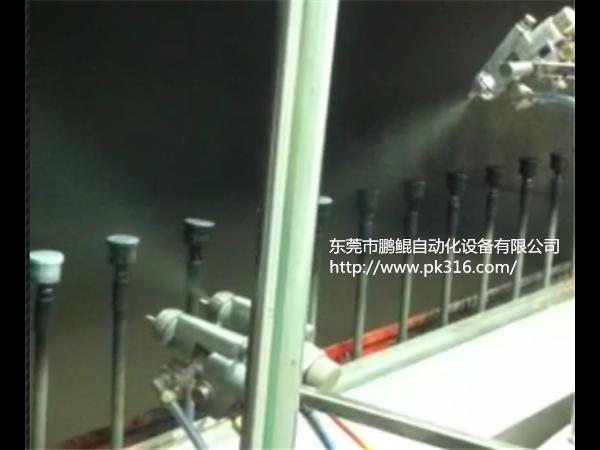 瓶盖自动喷涂生产线厂家供应