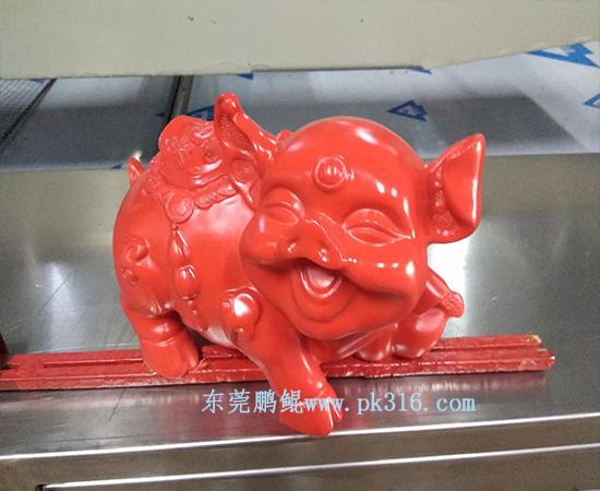 陶瓷工艺品自动喷漆机