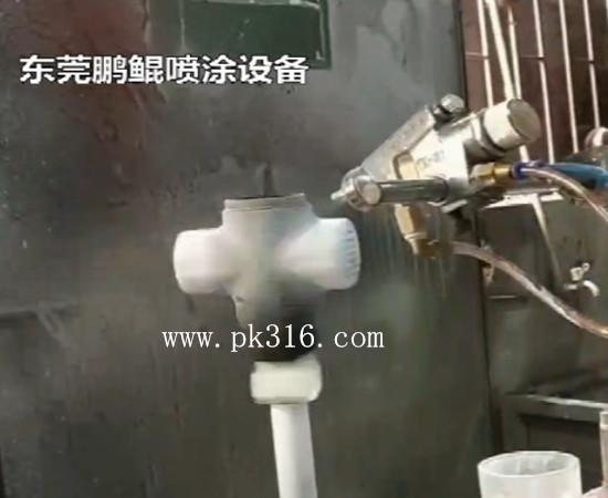 筋膜枪自动喷涂机 (2)