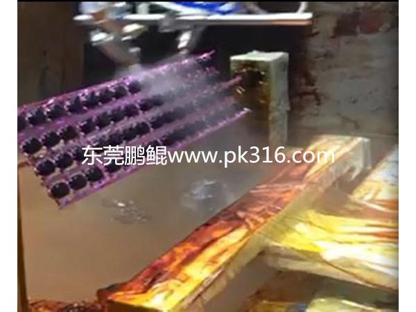 广东莞眼镜片自动喷漆设备