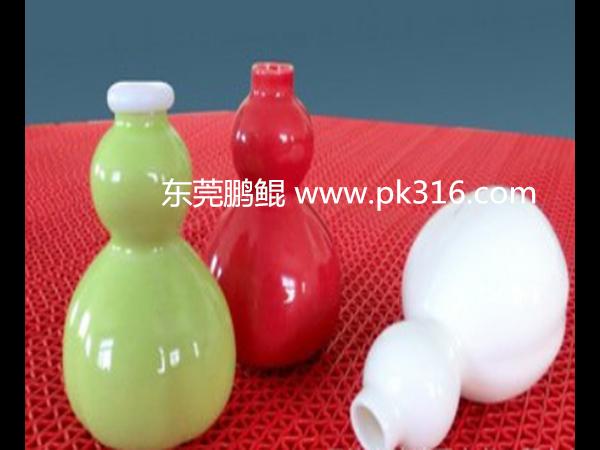 陶瓷瓶自动喷涂线