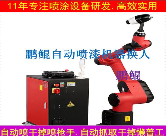 自动喷漆机器人