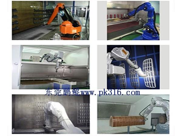 自动喷漆机器人跟人工喷漆相比怎样?哪个好?