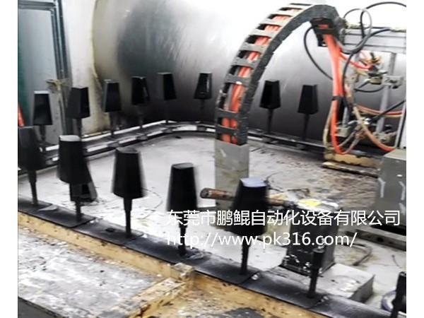 广东惠州沙发脚自动喷涂机厂家研发定制生产