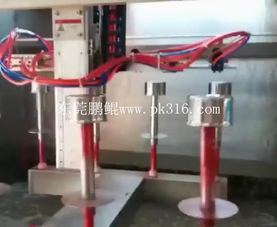 不锈钢多轴自动喷漆机 (1)