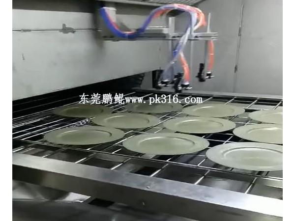 广州搪瓷餐具喷漆线高效实用