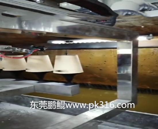 木制品自动喷漆机