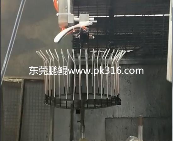 吸管自动喷漆生产线