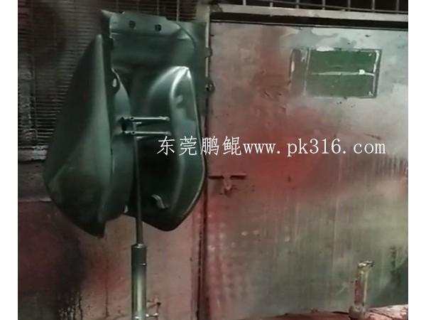 摩托车油箱自动喷涂机 (2)