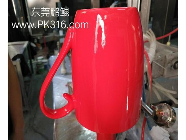 陶瓷杯自动喷漆机