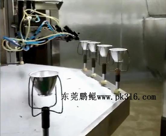 灯具自动喷漆机
