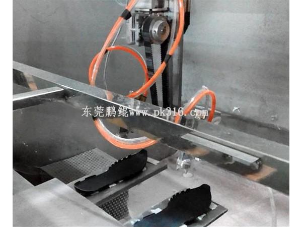 东莞自动鞋材喷漆机,一人一机操作