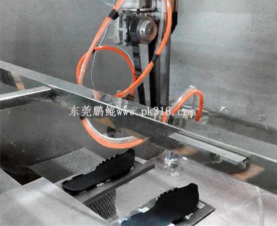 东莞自动鞋材喷漆机
