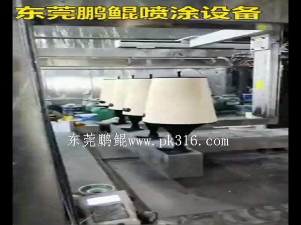 木桶喷油自动化设备操作规程