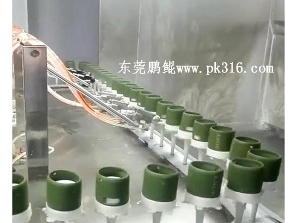 东莞塑胶产品喷漆机器厂家分享喷涂不良的起因和对策!