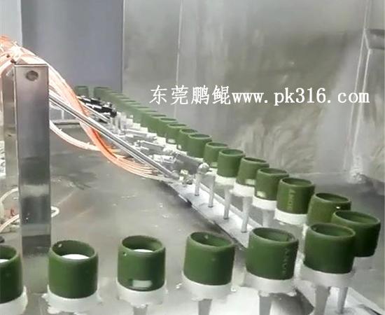 塑胶产品喷漆机器