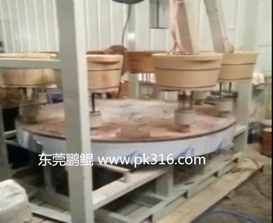 木桶自动喷涂设备1