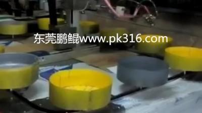 锅具类专用喷涂设备